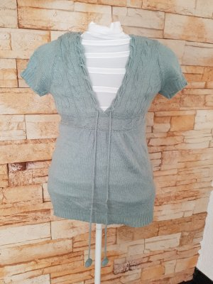 Clockhouse Knitted Jumper petrol-sage green