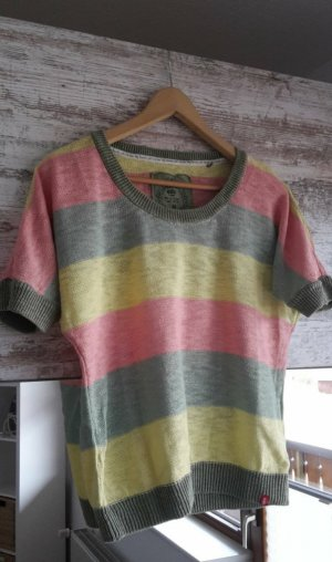 Edc Esprit Knitted Jumper multicolored