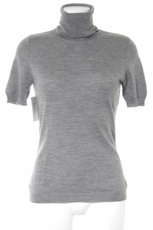 Knitted Jumper grey casual look