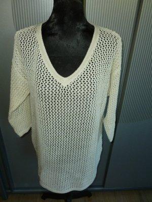 Strickshirt Pullover beige yamamay