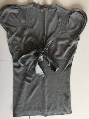 Strickshirt von kookai, grau, in S