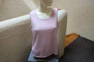 Kenny S. Knitted Top light pink mixture fibre