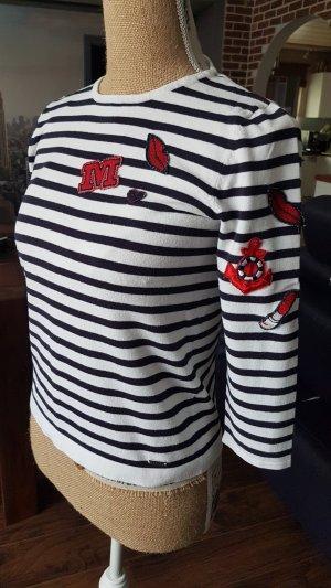 Mohito Short Sleeve Sweater multicolored