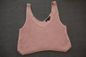 Tally Weijl Knitted Top pink
