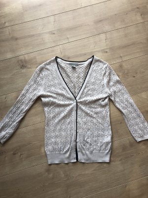 H&M Short Sleeve Knitted Jacket dusky pink