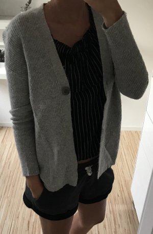 Vero Moda Chaleco de punto gris