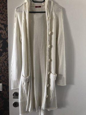edc by Esprit Cardigan all'uncinetto bianco sporco-bianco