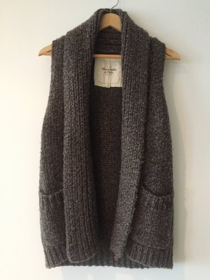 Abercrombie & Fitch Knitted Vest multicolored