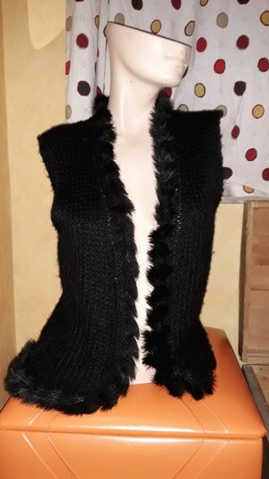 Ambria Selection Knitted Vest black