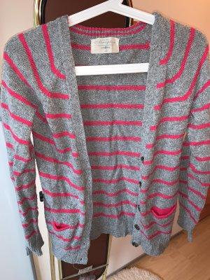 Primark Knitted Vest grey-pink