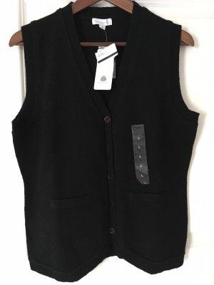 Brookshire Knitted Vest black