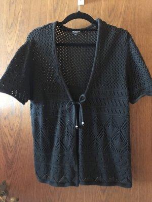 Adler Smanicato lavorato a maglia nero