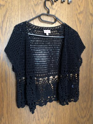 Biaggini Knitted Vest black