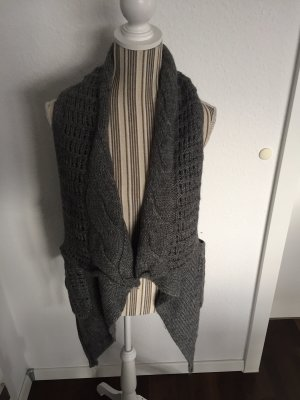 Esprit Long Knitted Vest multicolored