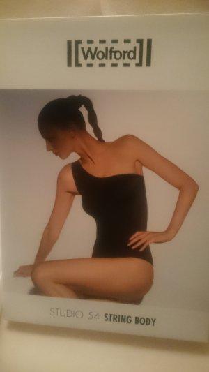String Body Wolford Studio 54 S schwarz