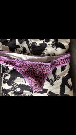 Pink Victoria's Secret Pantalone pigiama viola-malva