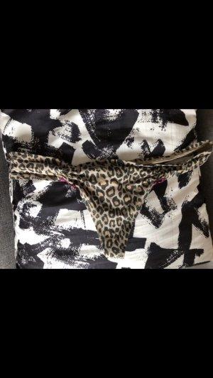 Pink Victoria's Secret Pantalone pigiama bronzo-nero