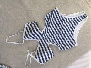 Stripe Southbeach Badeanzug