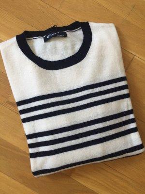 Striped Long Knit von Grey von Schmaus