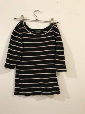 Haut tricotés noir-blanc
