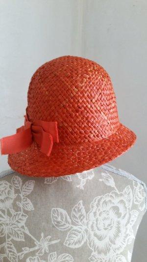 MAYSER Cappello di paglia arancione-arancione scuro