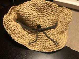 Chiemsee Straw Hat oatmeal-beige