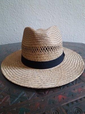 Cappello di paglia beige