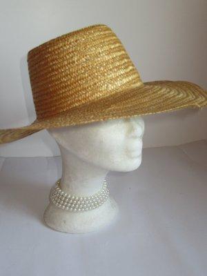 Vintage Cappello parasole marrone
