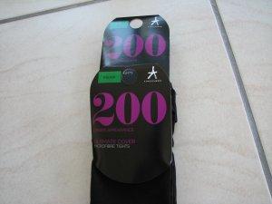 Strumpfhose, 200 Den Microfibre, Gr. S, 2 Paar von Primark