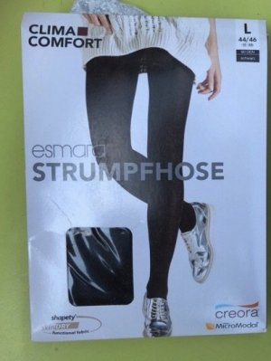 Stretch Trousers black