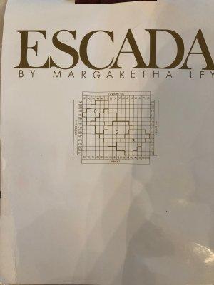 Escada Manchetten roodbruin