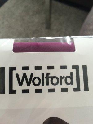 Strumpfhose Wolford Violett