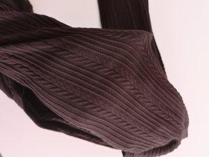 Jeggings marrón-marrón oscuro