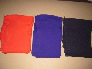 Strumpfhosen im 3er Set, verschiedene Farben