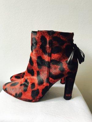 Stuart Weitzman | Ankle Boots | 40 | Leder & Fellimitat