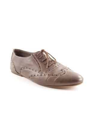 Stuart weitzman Zapatos Budapest marrón-marrón oscuro estilo «business»