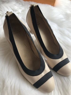 Stuart weitzman Pumps cream-black