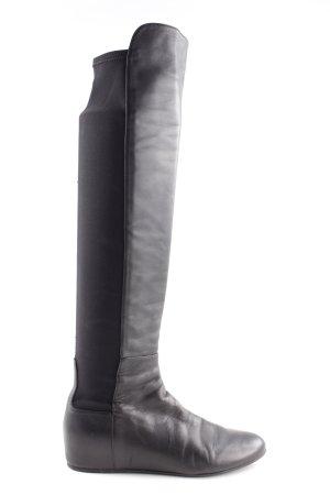 Stuart weitzman High Heel Stiefel schwarz Casual-Look