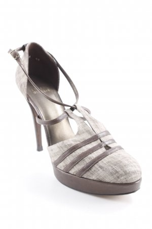 Stuart weitzman High Heels grey brown elegant