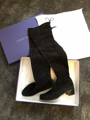 Stuart Weitzman Midland Overknee Stiefel Over The Knee Boots 38