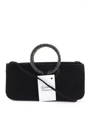 Stuart weitzman Minitasche schwarz Elegant