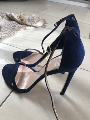 Stuart weitzman Sandals blue-dark blue