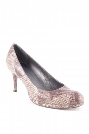 Stuart weitzman Pumps animal pattern reptile print
