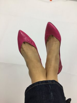 Stuart weitzman Pumps raspberry-red