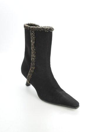 Stuart weitzman Winter-Stiefeletten schwarz klassischer Stil
