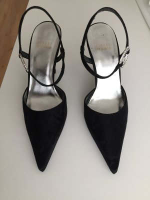 Stuart weitzman Shoes black textile fiber