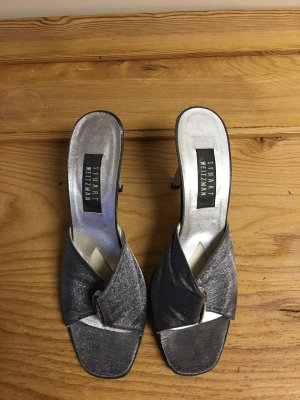 Stuart weitzman High Heel Sandal silver-colored-anthracite