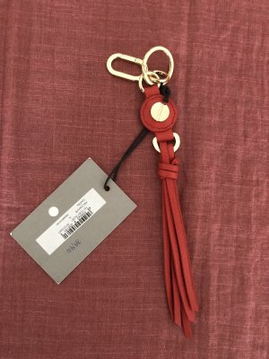 Liebeskind Key Chain bordeaux