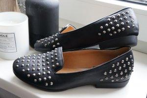 Studded Loafer Nieten Slipper