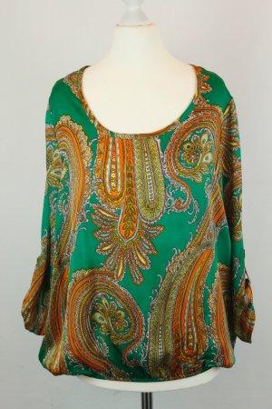 Slip-over blouse veelkleurig Polyester